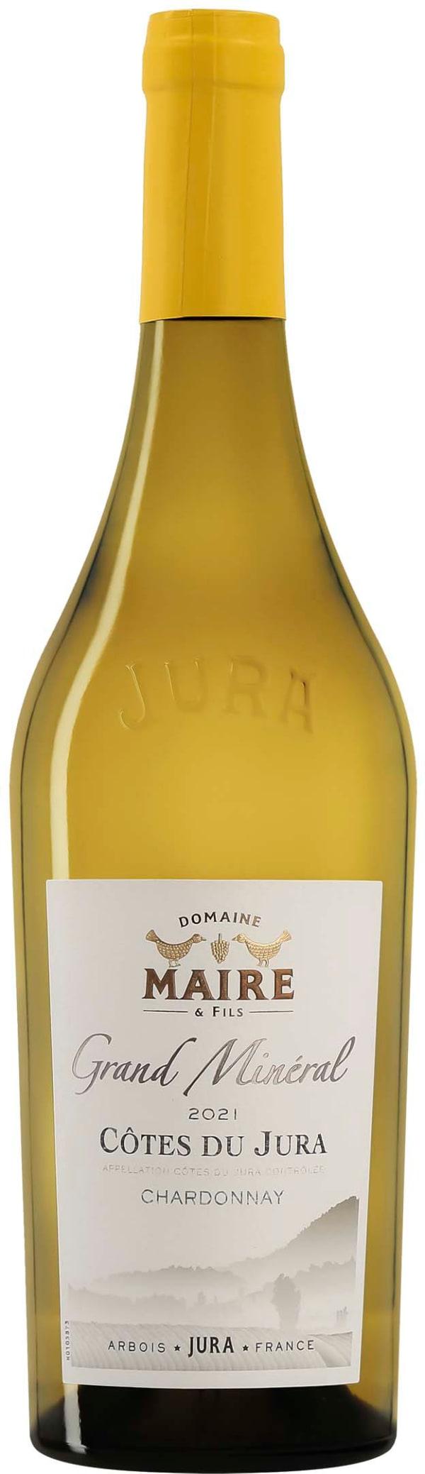 Domaine Maire & Fils Grand Minéral Chardonnay 2018