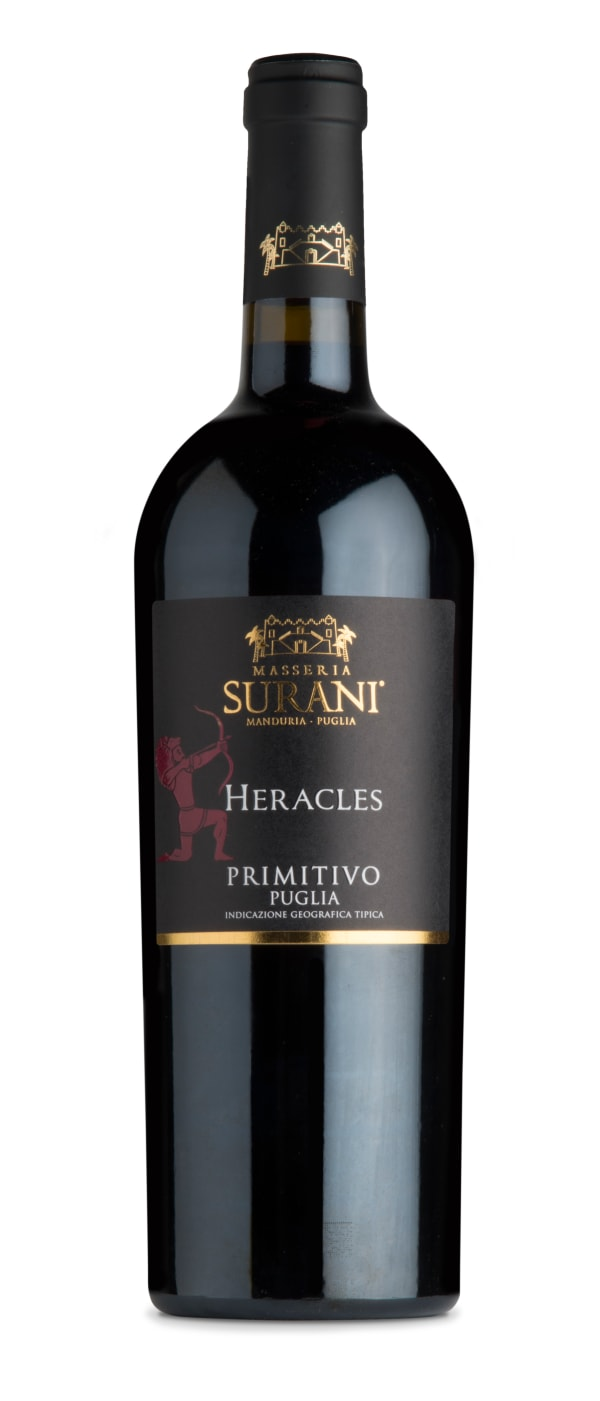 Surani Heracles Primitivo  2014