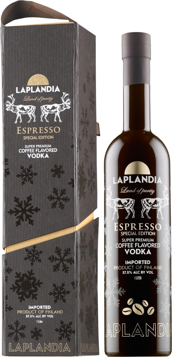 Laplandia Espresso Vodka