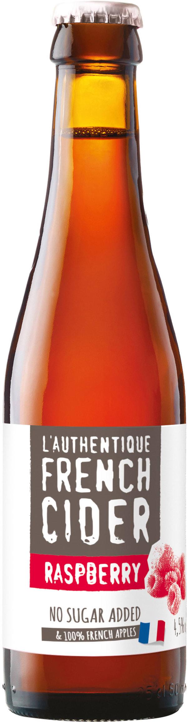 Val de France L'Authentique French Cider Raspberry