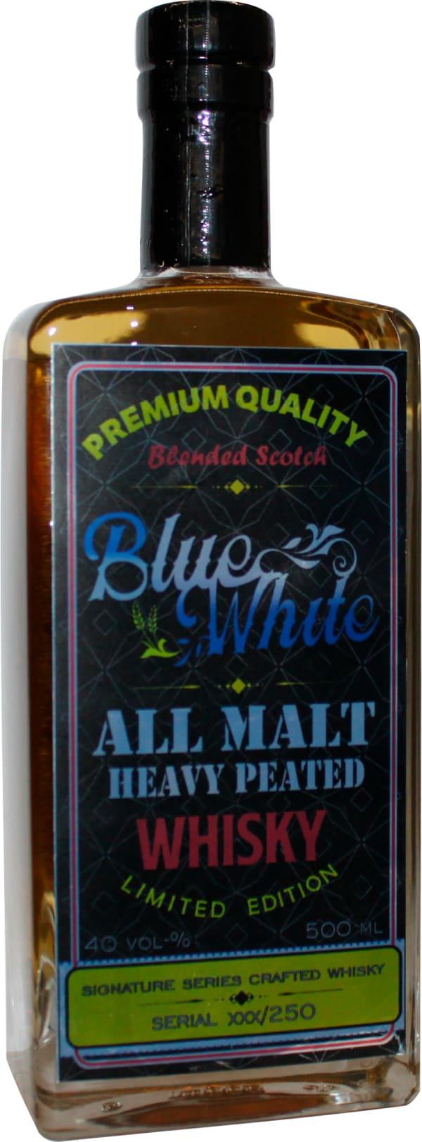 BlueWhite All Malt Heavy Peated
