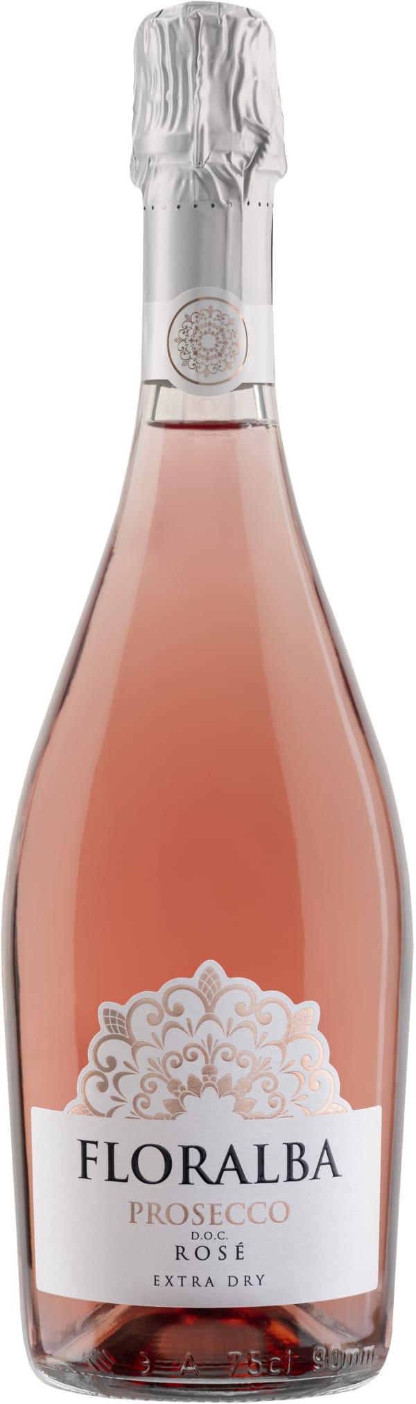 Floralba Prosecco Rosé Extra Dry 2019
