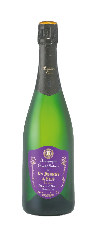 Vve Fourny & Fils Blanc de Blancs Champagne Brut Nature