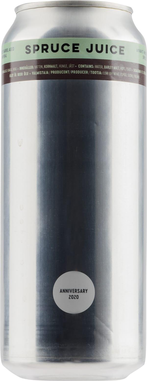 Lumi Spruce Juice Anniversary 2020 can