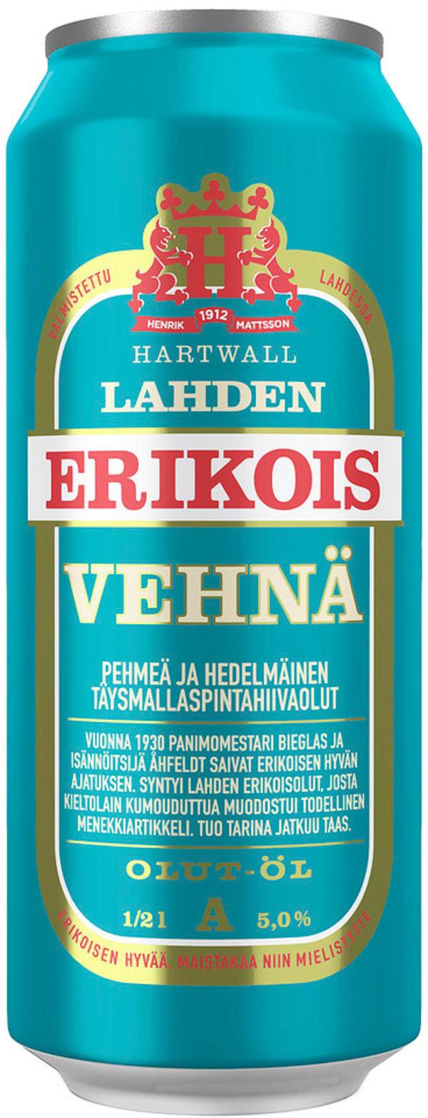 Lahden Erikois Vehnä can