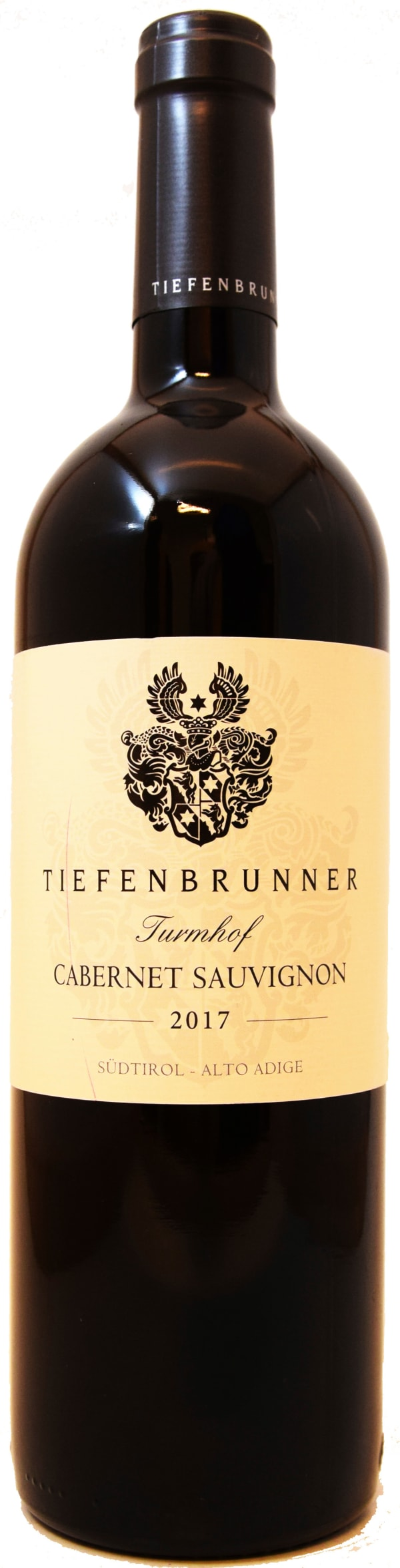 Tiefenbrunner Turmhof Cabernet Sauvignon 2017