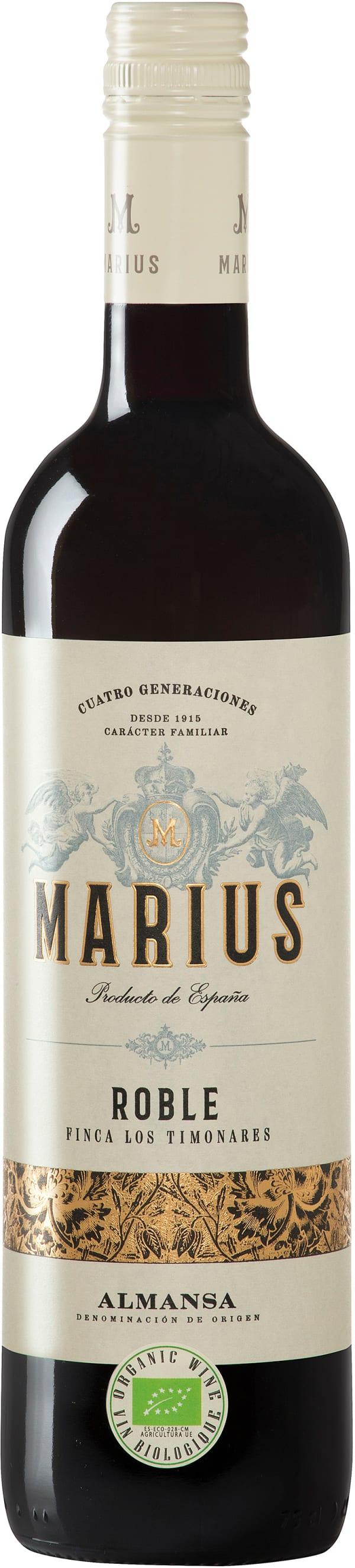 Marius Roble Organic 2016