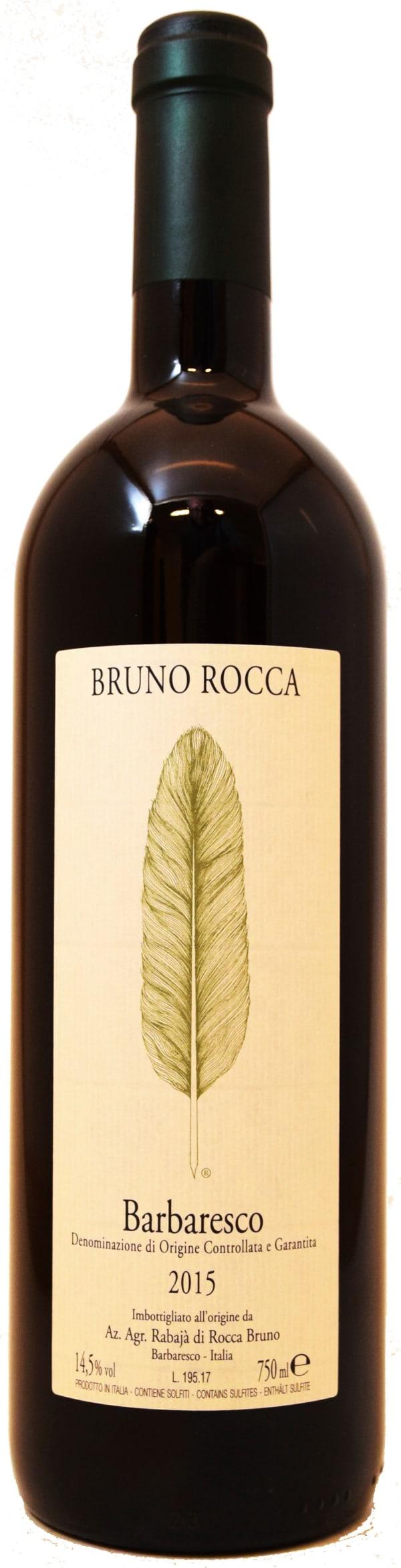 Bruno Rocca Barbaresco 2015