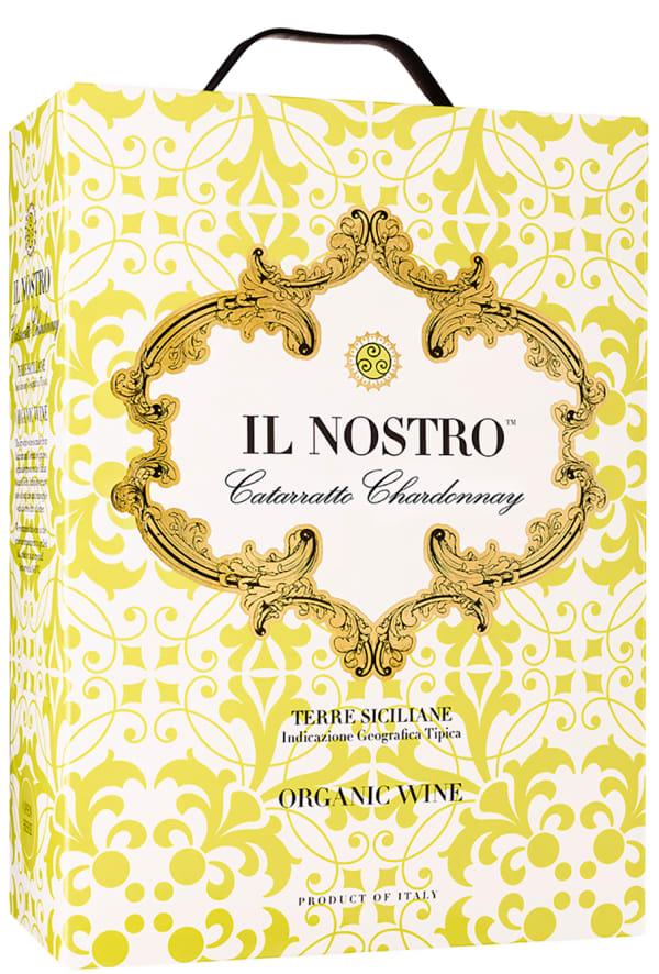 Il Nostro Catarratto Chardonnay 2018 lådvin