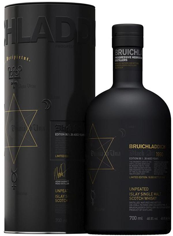 Bruichladdich Black Art 6 Single Malt