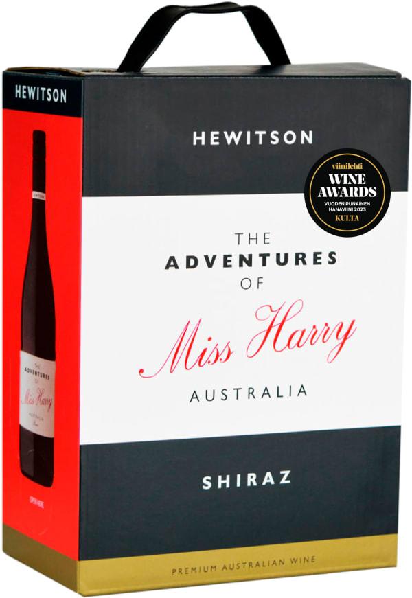 Hewitson The Adventures of Miss Harry 2019 lådvin
