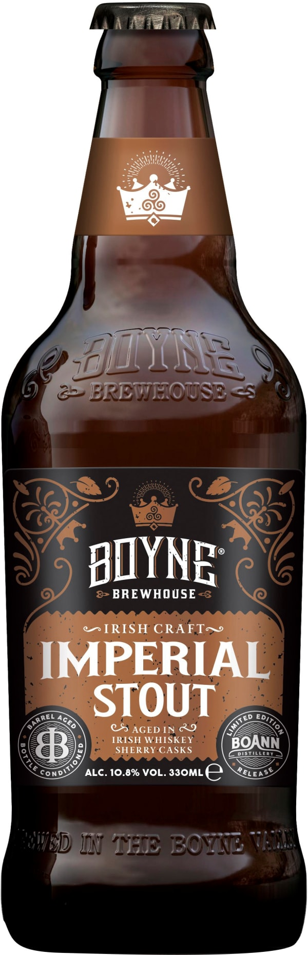 Boyne Sherry Cask Imperial Stout