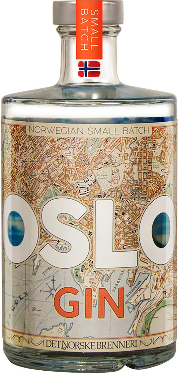 Norske Brenneri Oslo Gin