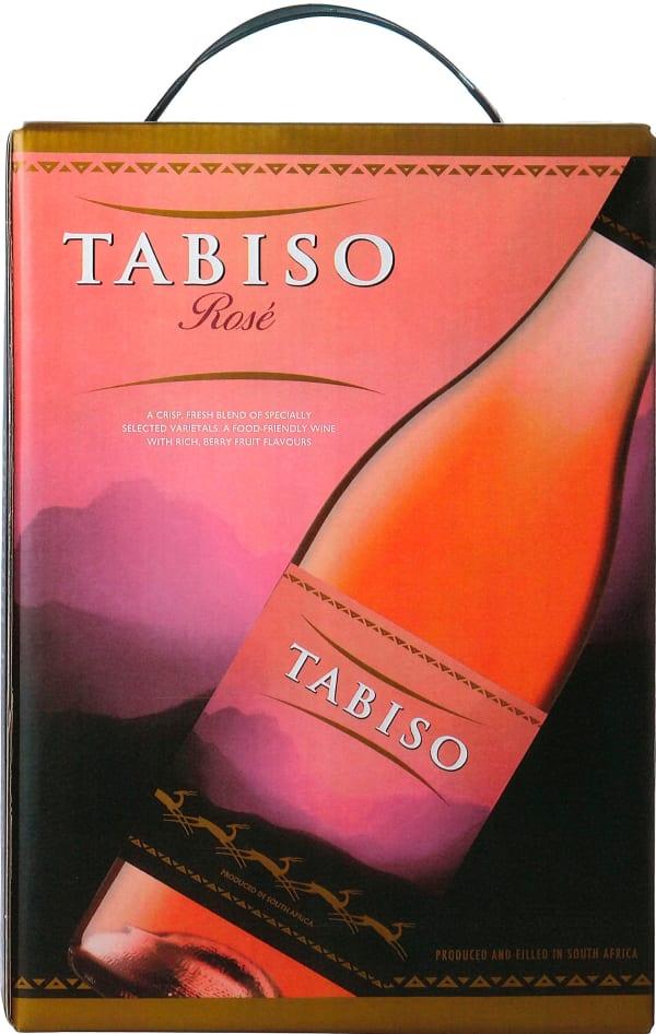 Tabiso Rosé 2019 lådvin