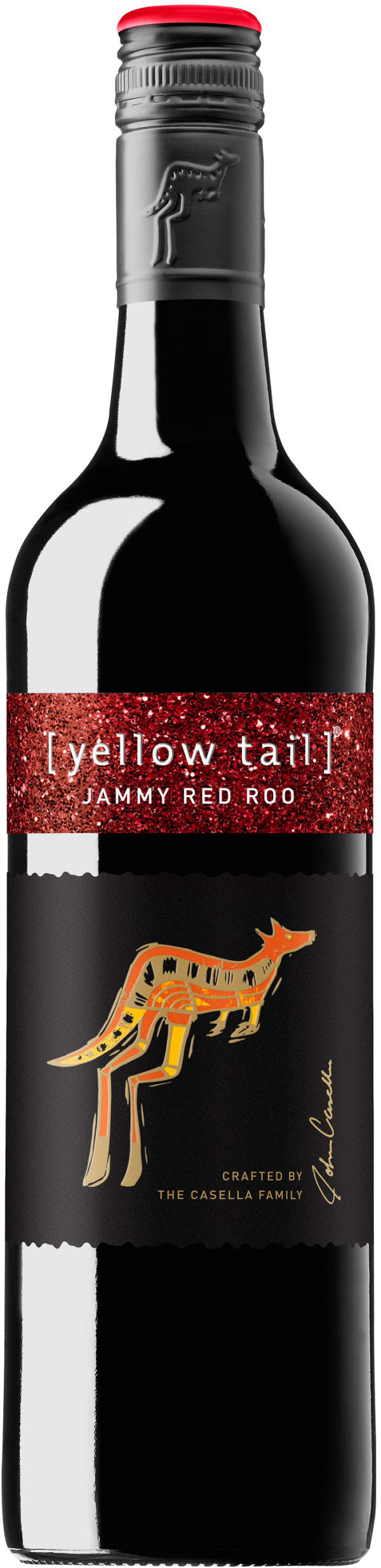 Yellow Tail Jammy Red Roo