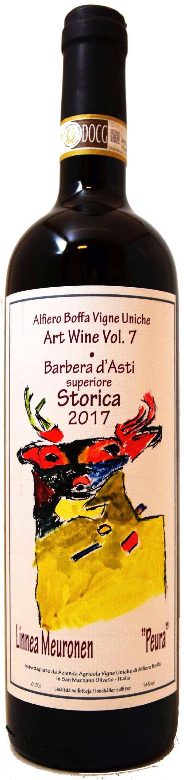 Storica Barbera d'Asti Art Wine Vol. 7 2017