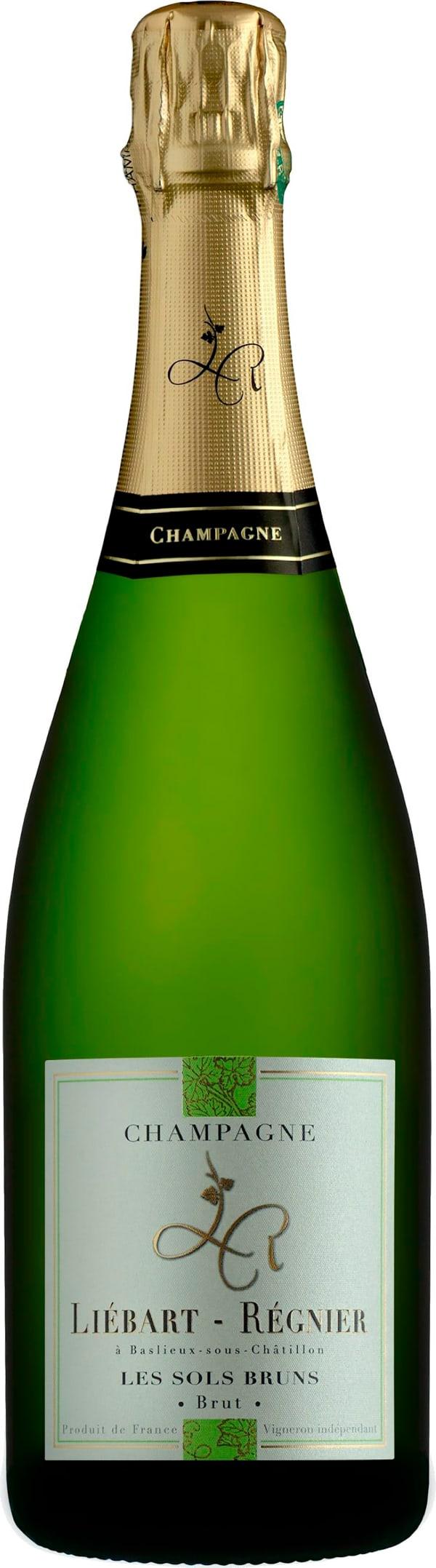 Liébart-Régnier Les Sols Bruns Champagne Brut