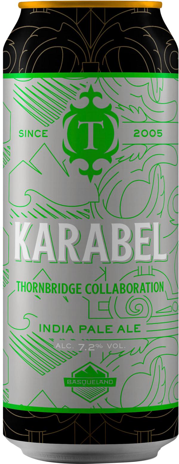 Thornbridge Karabel IPA burk