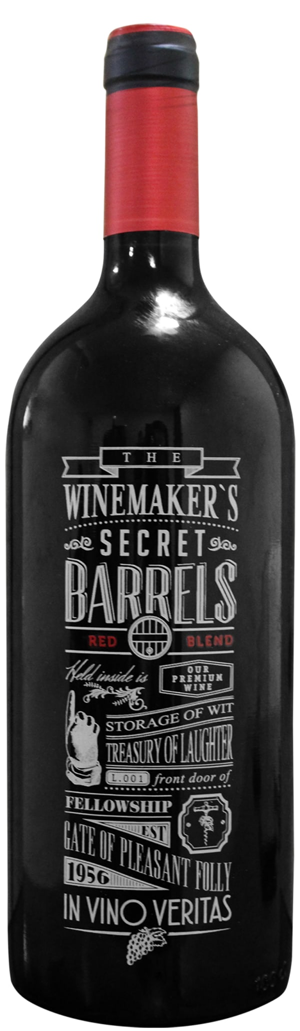 The Winemaker's Secret Barrels
