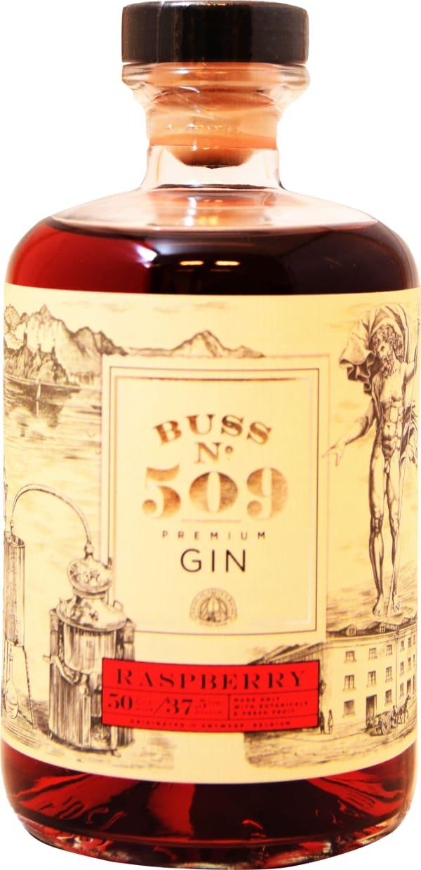 Buss No509 Raspberry Gin