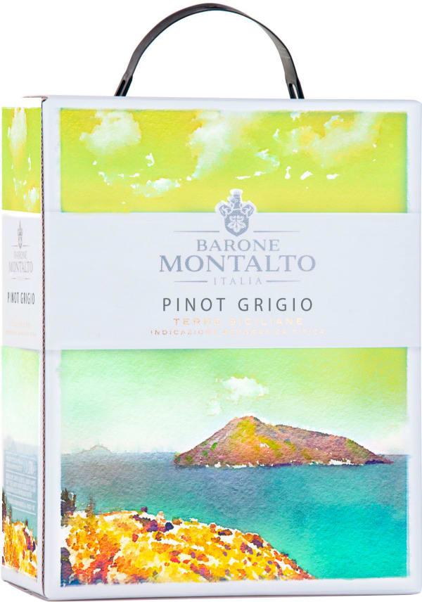 Montalto Pinot Grigio lådvin