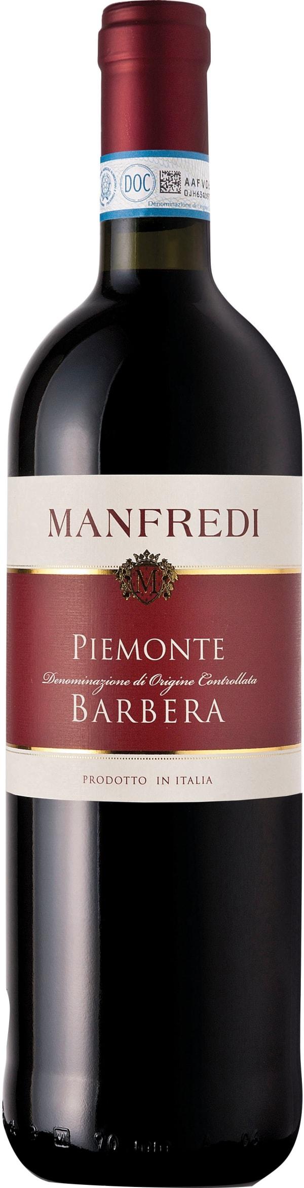 Manfredi Barbera 2018