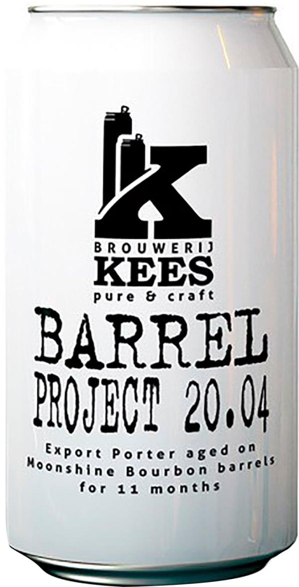 Kees Barrel Project 20.04 can