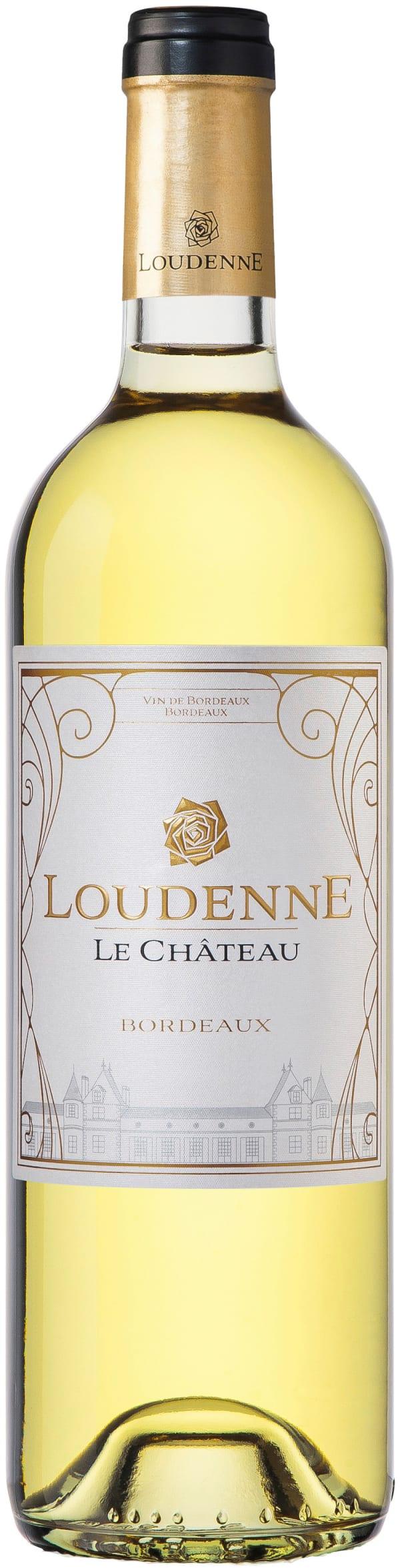 Chateau Loudenne Blanc 2014