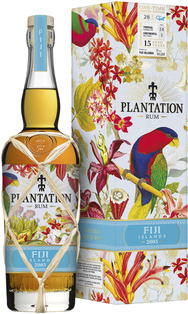 Plantation Fiji Vintage 2005 2005