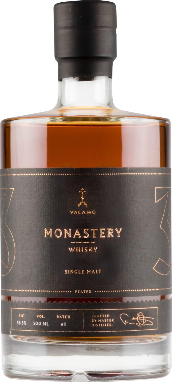 Valamo Monastry Peated Single Malt