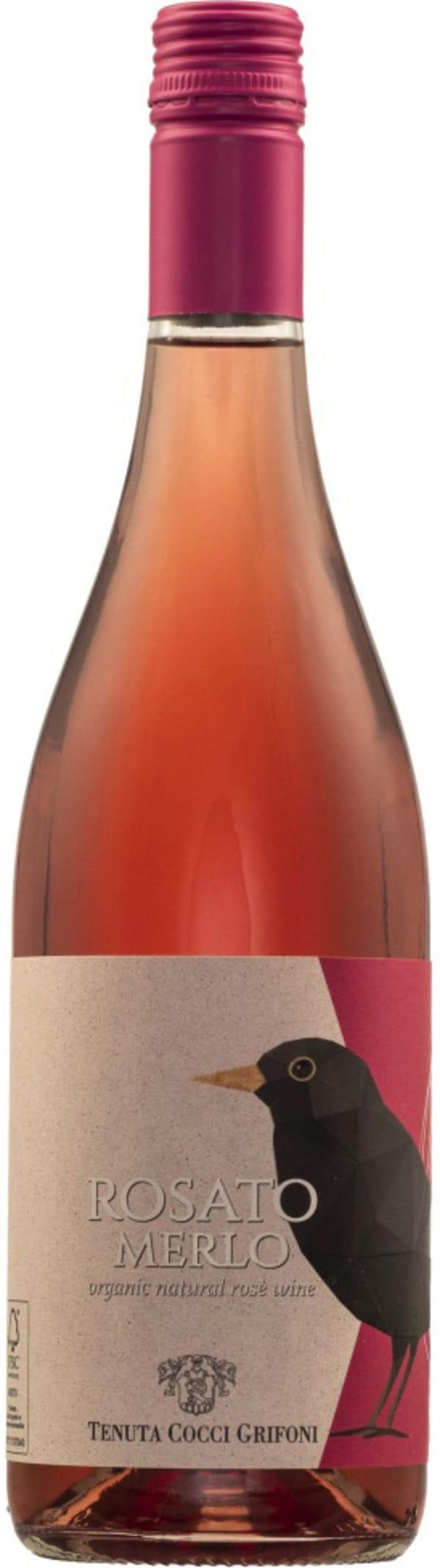 Cocci Grifoni Merlo Rosé 2020