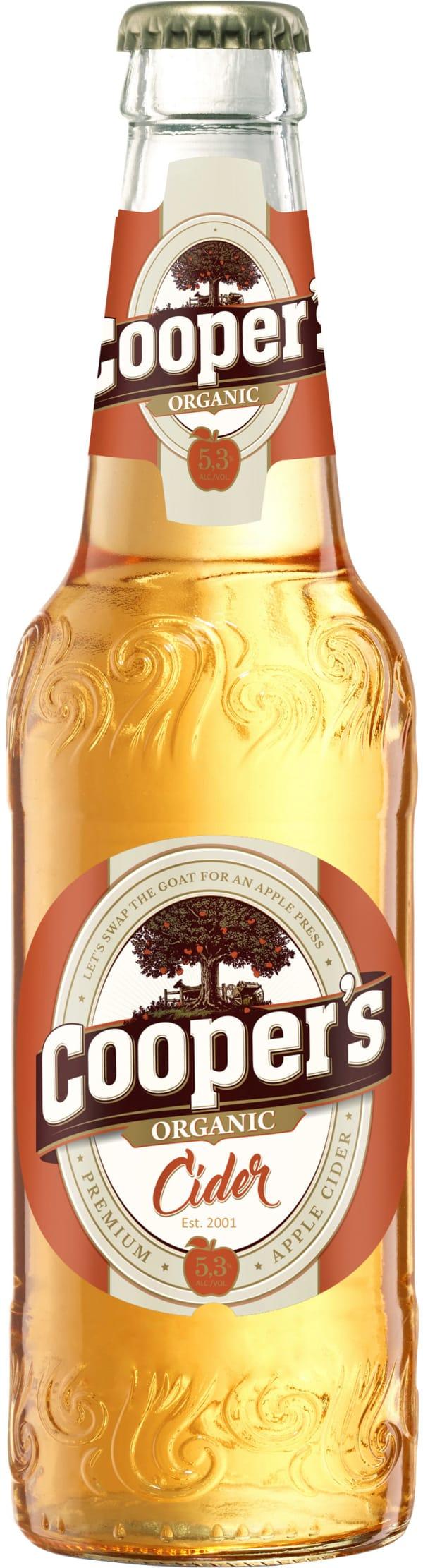 Cooper's Organic Cider