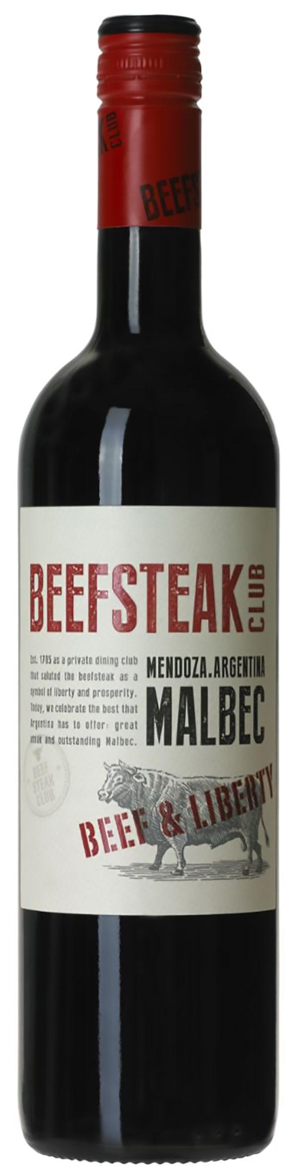 Beefsteak Club Malbec 2017