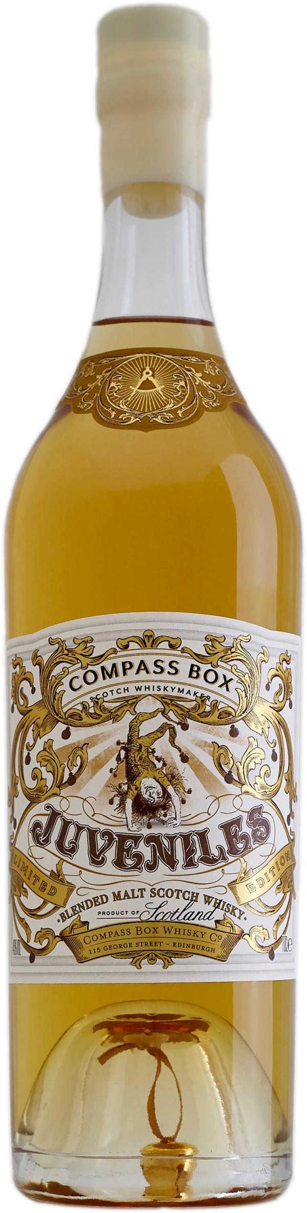 Compass Box Juveniles Blended Malt