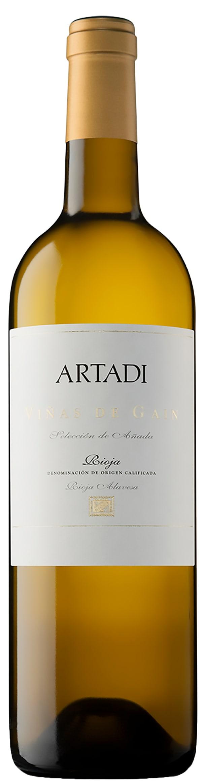 Artadi Vinas de Gain Blanco 2011