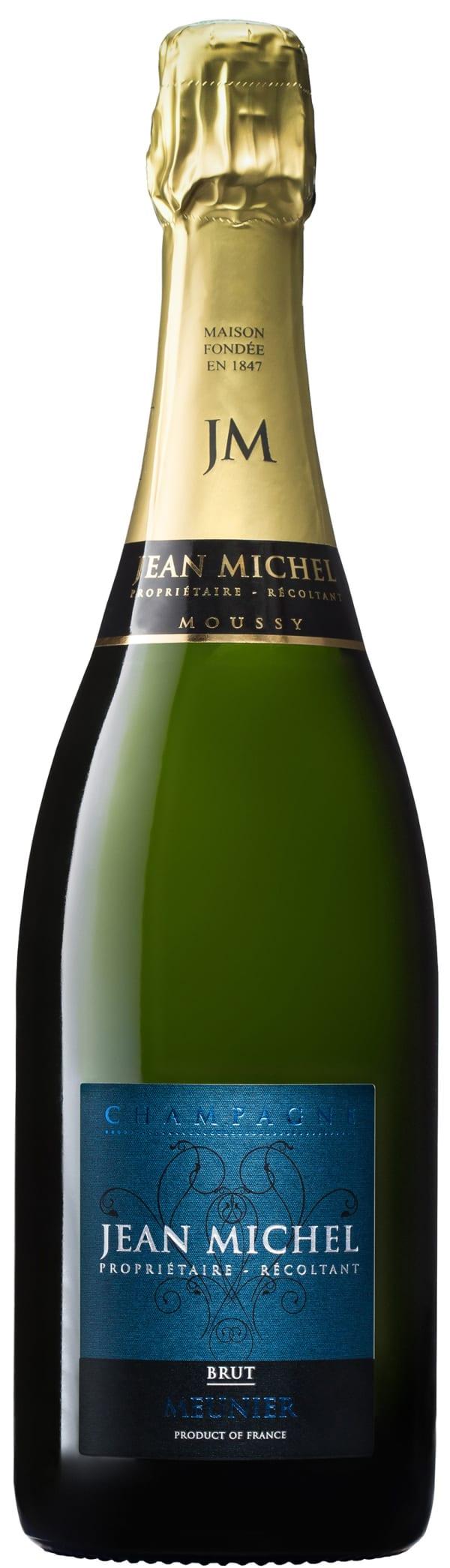 Jean Michel Meunier Champagne Brut 2012