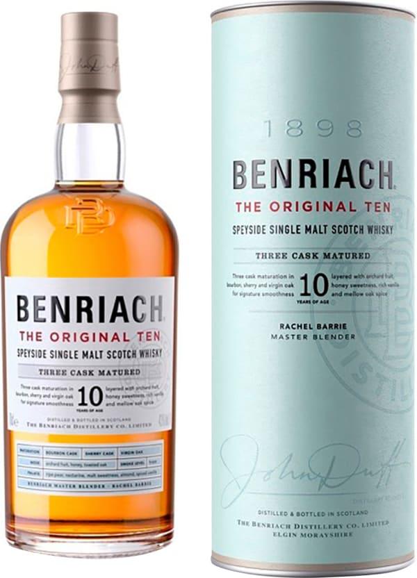 The BenRiach 10 Year Old Single Malt