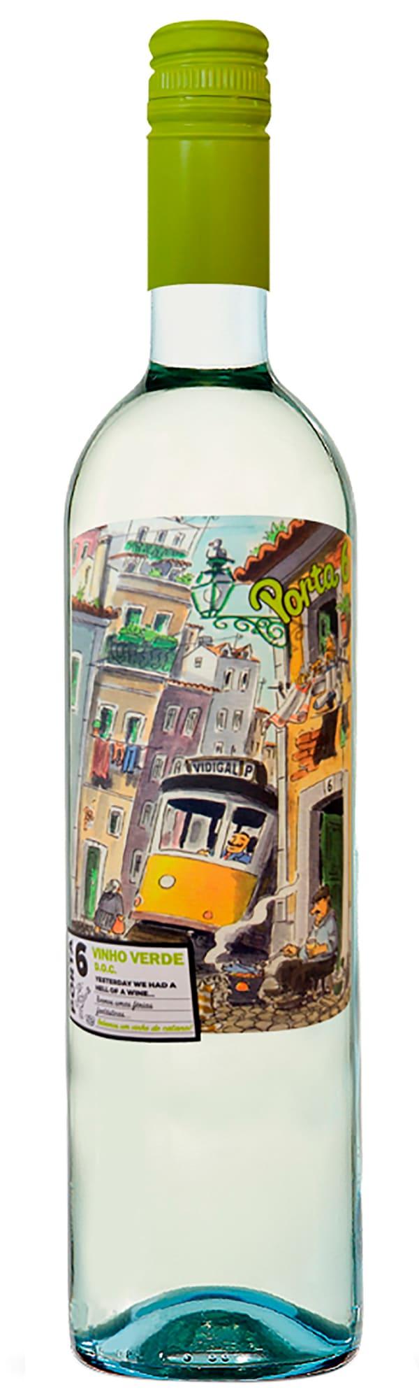 Porta 6 Vinho Verde 2018