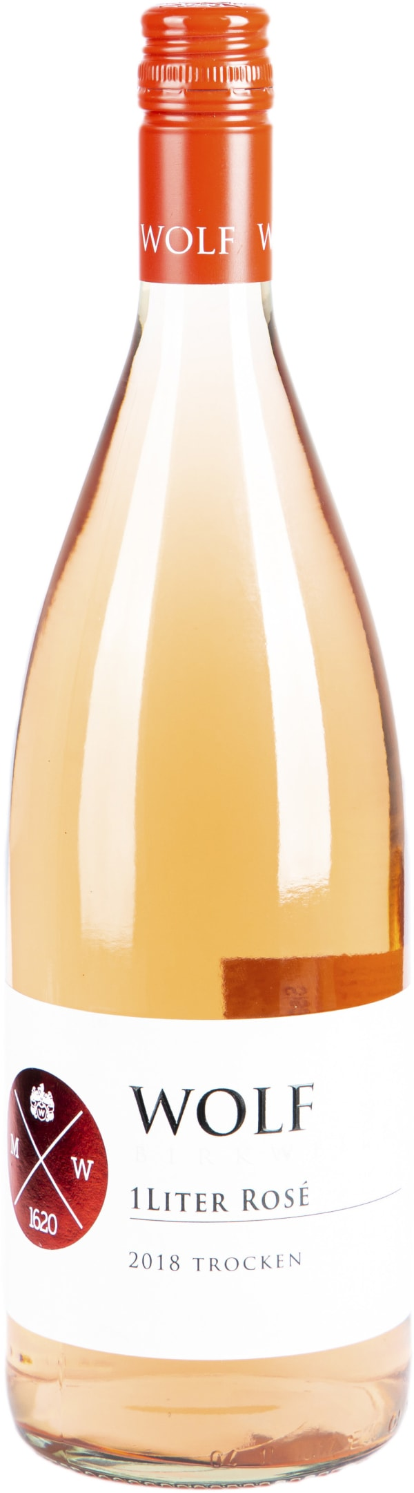 Weingut Wolf 1 Liter Rosé 2018