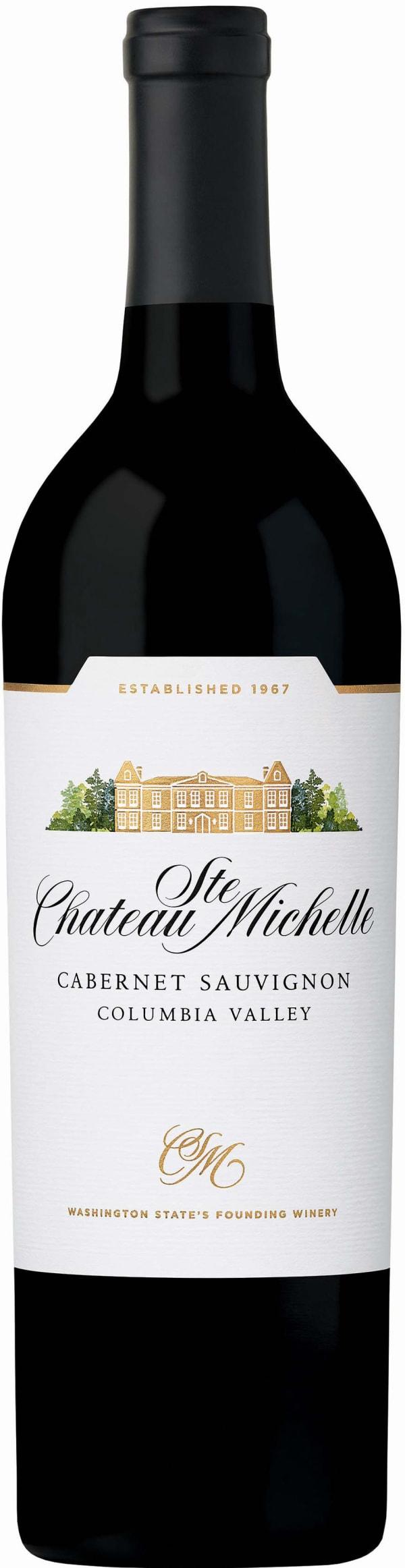 Chateau Ste Michelle Cabernet Sauvignon 50th Anniversary Edition  2015