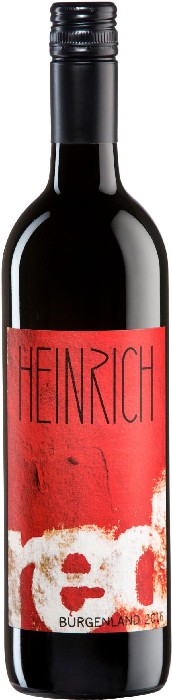 Heinrich Red 2016