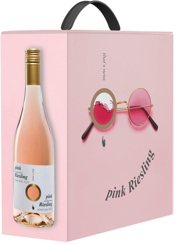 That's Neiss Pink Riesling lådvin