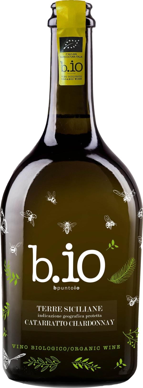 B.io Catarratto Chardonnay Vino Biologico 2018