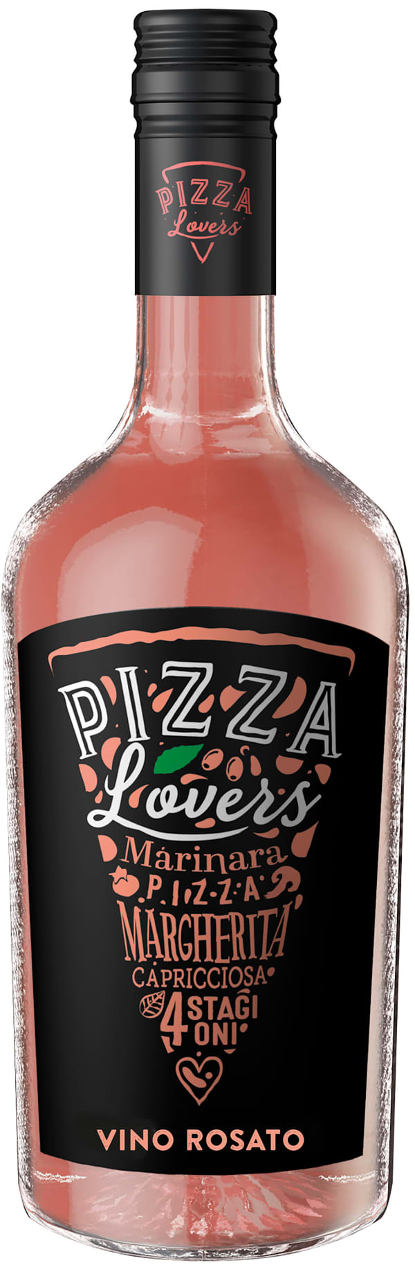 Pizza Lovers Rosato