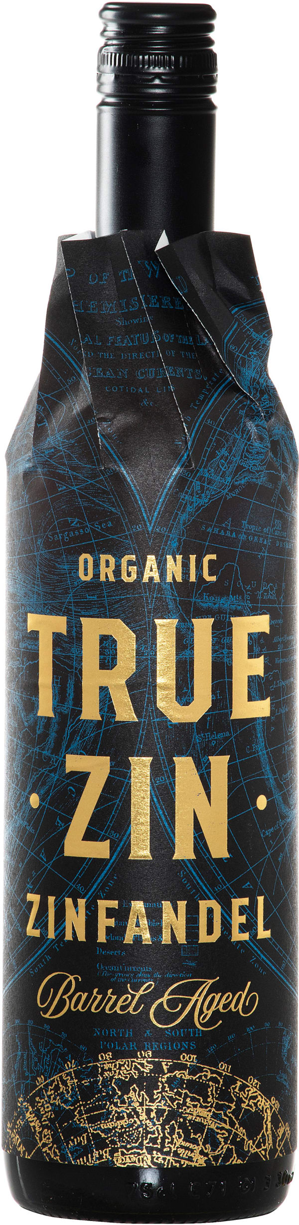 True Zin Organic Zinfandel 2016