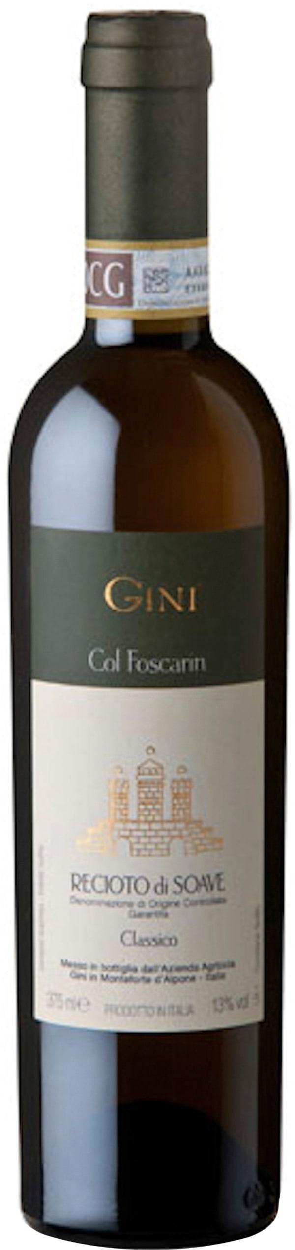 Col Foscarin Recioto di Soave 2011