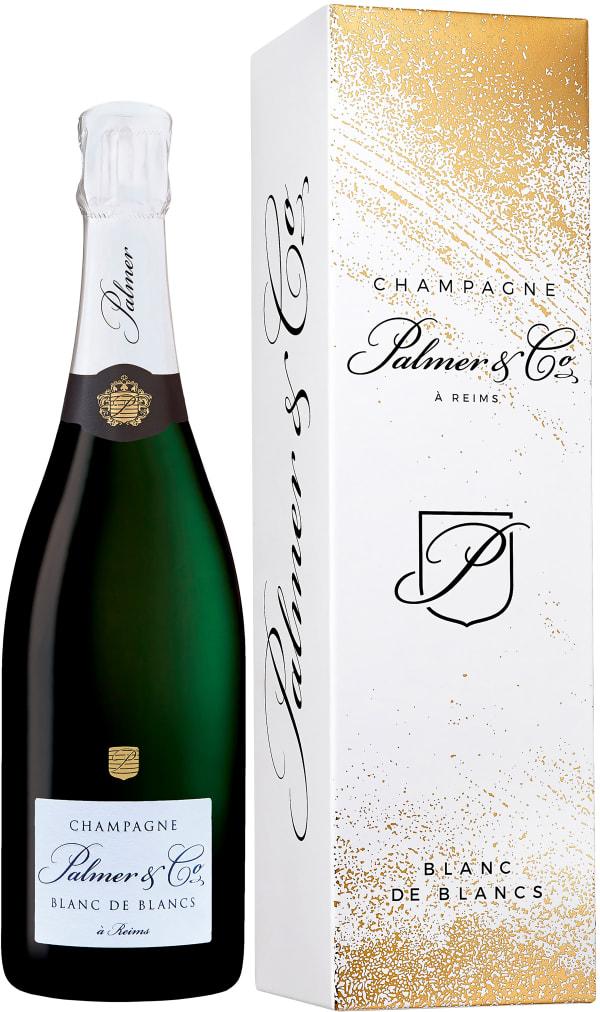 Palmer & Co Blanc de Blancs Champagne Brut
