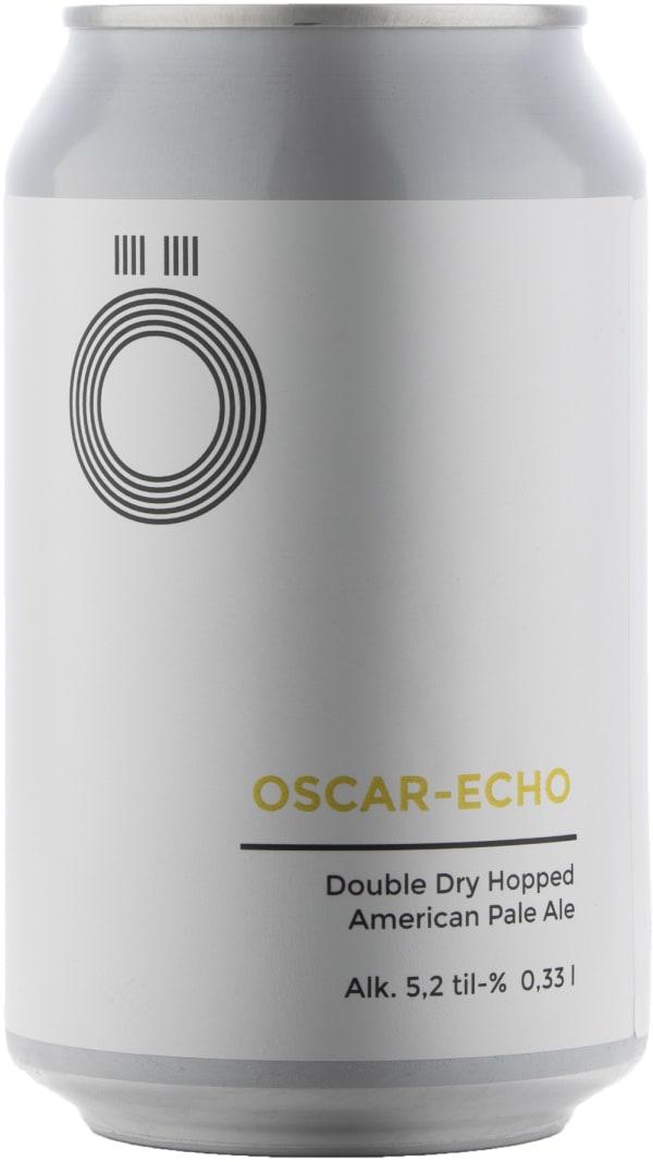 Ö Brewing Oscar-Echo DDH APA can