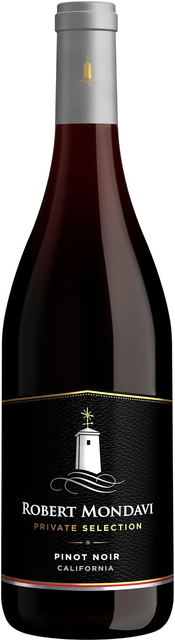 Robert Mondavi Private Selection Pinot Noir 2019