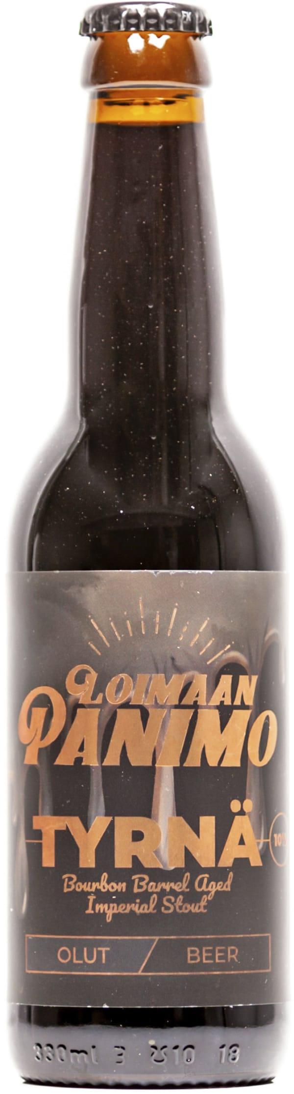 Loimaan Tyrnä Bourbon Barrel Aged Imperial Stout